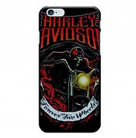 Чехол силиконовый Harley Davidson Forever для Iphone 5 5s