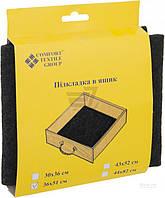 Вкладка в ящик 36х51 см черный