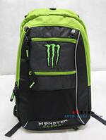 Моторюкзак с сеткой для шлема Monster Energy