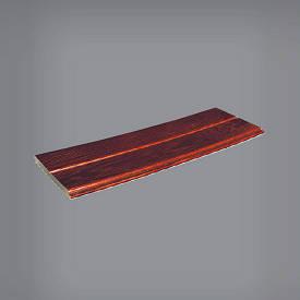 "Панель Bovelacci ""модерн"" 25х2 (3м) красное дерево"