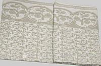 Простынь махровая ТМ Речицкий текстиль (Белоруссия), Блюз хлопок/лен 208х200 см