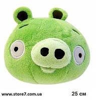 Свинка из игры Angry Birds для атракционнов БОЛЬШАЯ - 25 см