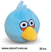 Синяя птица Angry Birds для атракционнов (Большая для выстрелов) - 25 см