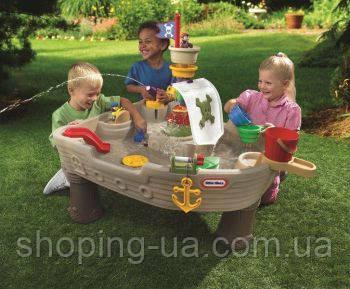 Игровой стол Пиратский корабль Little Tikes 628566, фото 2