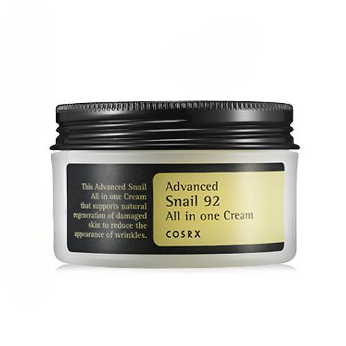 COSRX Advanced Snail 92 All In One Cream Універсальний крем 92% екстракту равлики