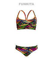 Женский раздельный купальник Funkita Jungle Jagger FS02