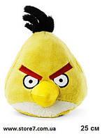Желтая птица Angry Birds для атракционнов (Большая для выстрелов) - 25 см