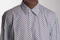 Garcia Jeans  рубашка д/р размер  L ПОГ 58 см б/у