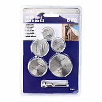 5 Шт. HSS дисковые отрезные пилы c креплением под цанговый патрон для дрели