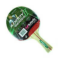 Ракетка для настольного тенниса 1 штука BUTTERFLY 16280 ADDOY II-F3 TT-BAT (древесина, резина)