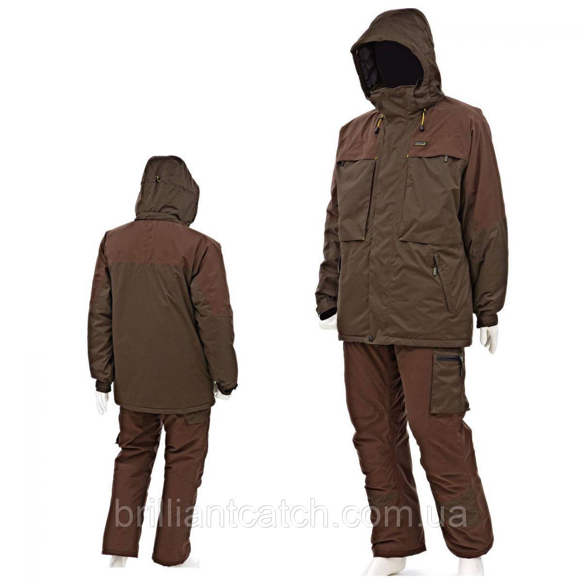 Костюм зимний -20°  DAM MAD Winter куртка+брюки XL