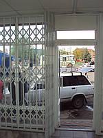 Раздвижные решетки на окна и двери, фото 1