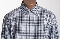 McGregor  рубашка д/р размер M ПОГ 57 см б/у