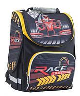 Ранец школьный ортопедический Smart Red race 553430
