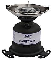 Портативная газовая горелка (набор) Adventure Camp Set