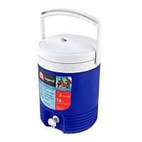 Термобокс Igloo Sport 2 Gallon 7,6 л син.