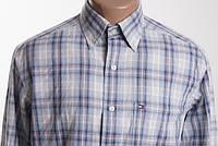 Tommy HILFIGER  рубашка д/р размер M  ПОГ 56 см б/у , фото 1