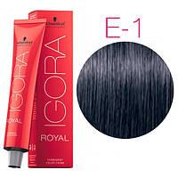 Igora Royal Mixtones - Крем-краска для волос E-1 Экстракт сандрэ, 60 мл