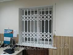 Розсувні решітки на вікна