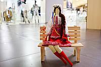 Тильда Украинка. Кукла ручной работы