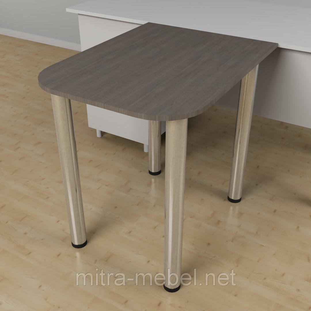 Стол приставной c-268 (600*800*726h)