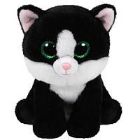 М'яка іграшка Чорно-біле Кошеня Ava TY
