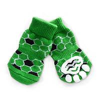 Носки антискользящие для собак, Dobaz Футбол S