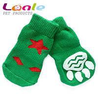 Носки антискользящие для собак, Dobaz Футбол L