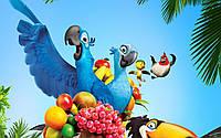 Рио 2  Вафельная картинка