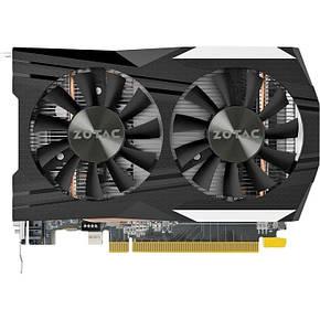 Видеокарта Zotac GeForce GTX 1050 Ti OC Edition (ZT-P10510B-10L), фото 2
