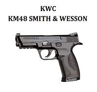 Пневматический пистолет KWC KM48 Smith&Wesson, фото 1