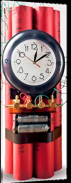 Модульные картины-часы