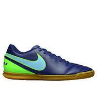 Обувь футбольная  Взуття Футбол Nike Tiempo Rio III IC (819234-443) (оригинал), фото 1
