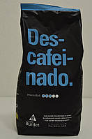 Кофе без кофеина в зернах Cafe Burdet Descafeinado, 1 кг Испания