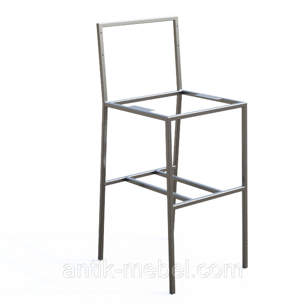 Каркас для барного стула из металла 1030, фото 1