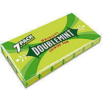 Жевательная резинка Wrigley's «Doublemint» упаковка 7х5 (35 пластинок)