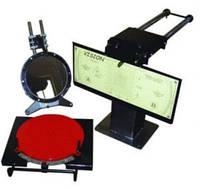 Лазерный стенд для проверки установки колес автомобиля «Vision», фото 1