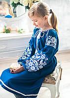 Плаття вишите Моя пташечка (6-12 років), фото 1