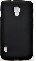 Cиликоновый чехол Nokia C1-02 черный