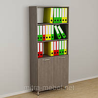 Шкаф для документов к-4611 (600*330*1876h)
