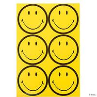 SMILEY - Наклейки (24 шт. набор)