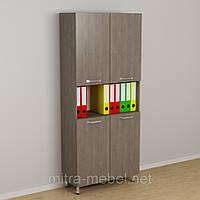 Шкаф для документов к-4621(600*330*1876h)