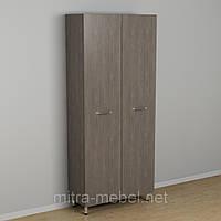 Шкаф платяной к-4631 (600*330*1856h)