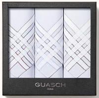 Мужские хлопковые носовые платки Guasch Apolo 92-02