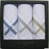 Мужские хлопковые носовые платки Guasch Apolo 92-04