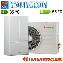Тепловой насос воздух-вода Immergas Magis Pro 8 ErP