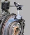 Стрелочный индикатор с магнитным держателем, Германия