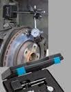 Инструмент проверки биения тормозных дисков Германия