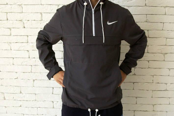 7f410de7 Ветровка мужская, анорак Nike с капюшоном: продажа, цена в ...