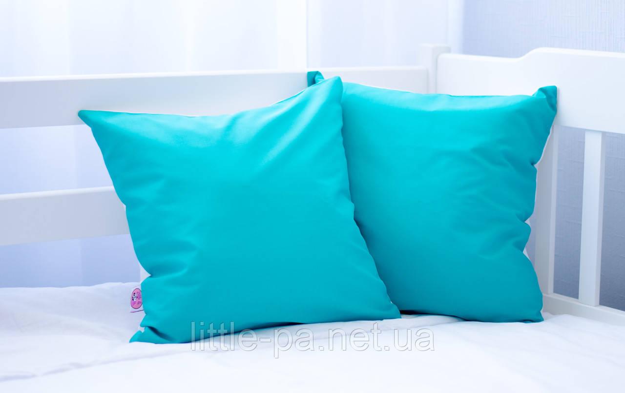 """Подушка для детской кроватки """"Изумруд"""""""